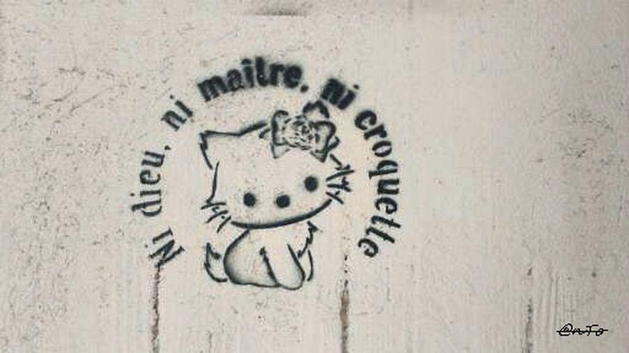 Symbol Tag Streetart