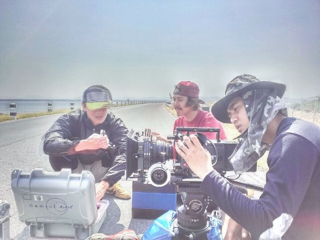 Working Director Of Photography Production Thailand Make It Yourself ThailandFilm Kamolpan Relaxing ARRI Camera