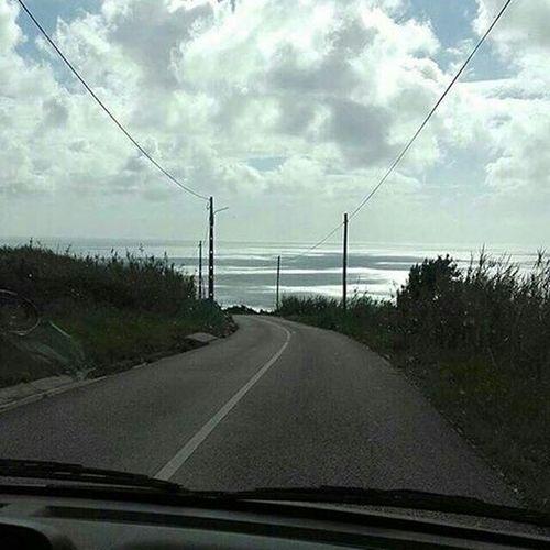 Road Estrada Céu Azul CeuAzul Nuvens Ceumaravilhoso Céulindo Céus E Nuvens CeuPerfeito Céu Azul.