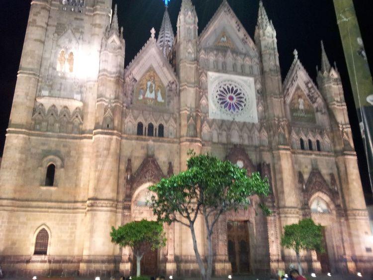 Catedral De Guadalajara Turista Guadalajara Cathedral