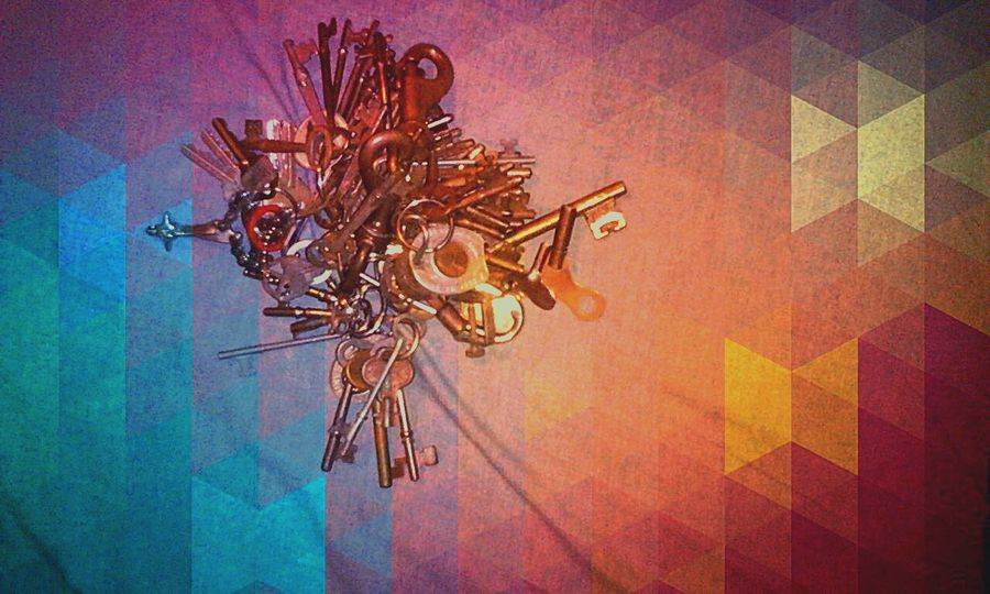 No. 3 in my Key Series photos. Obviously, I edited away at it... Digital Photography Photo Editing Metal The Maximals (more Edit Juxt MAX It) Keys Metal Art Metal Things Colors PixlrEffects Pixlredit