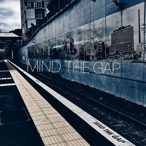 Mind the Gap Mindthegap Rail Transportation Subway No People Platform Railtracks Waitingfortrain Shotononeplus3t
