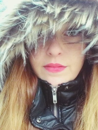 Winter has come. Seasons Coldweather Wintertime Sadness October Istanbul Selfie ✌