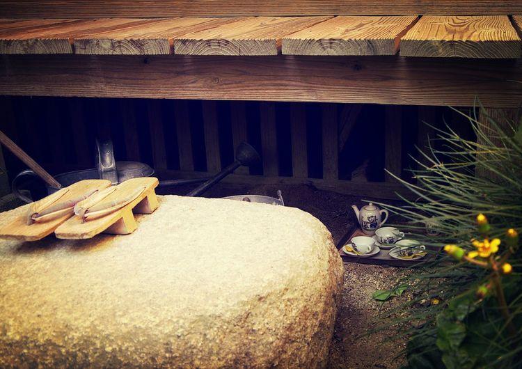 日本 モリコロパーク トトロ 床下 食器 サツキとメイの家 Totoro