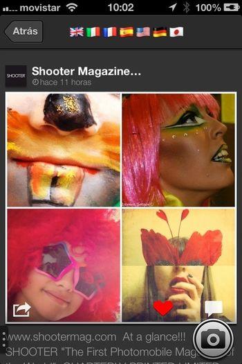 Shootermag EE_Daily: Orange Tuesday Shootercarnival2013 I Saw My Photo