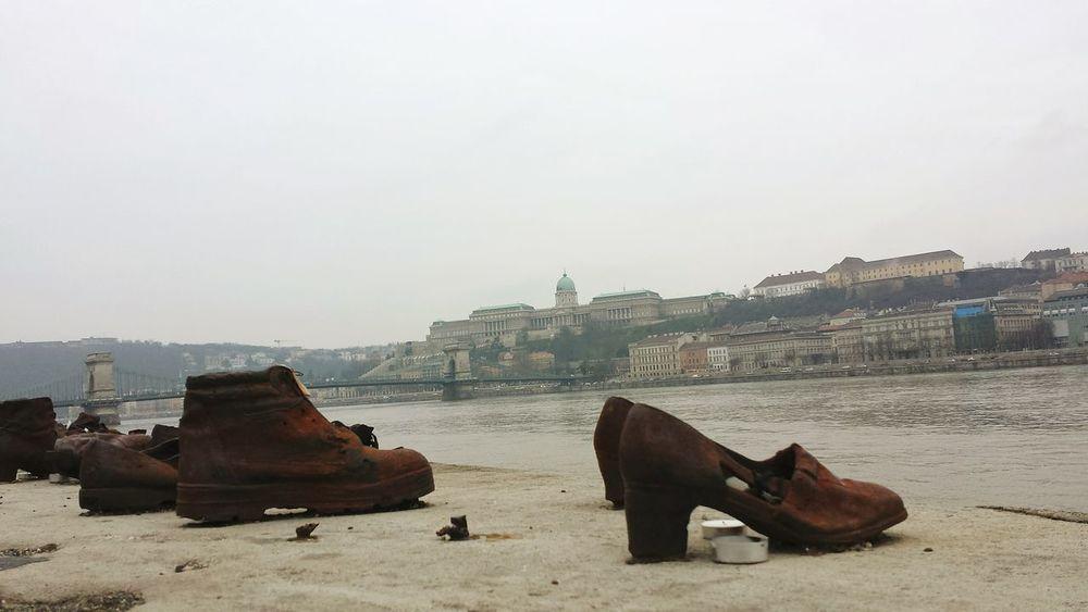 Budapest Hungarian Danube River Shoes History Danubio River Danube