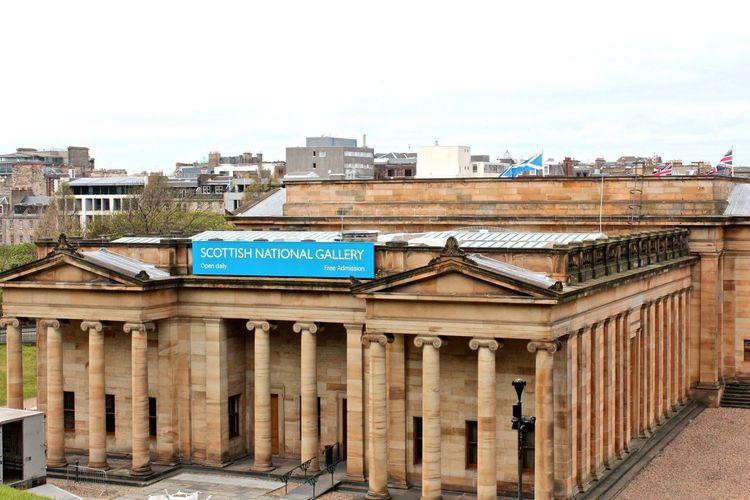 Edimburgo I Love Scotland Scotland National Gallery