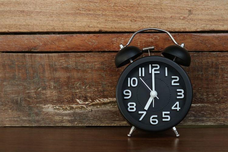 Clock Wood -