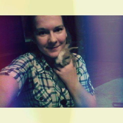 Маленький ^^ спасибо_КРО_за_праздник Кро_с_Днем_рождения кролик милаша Гриша :3