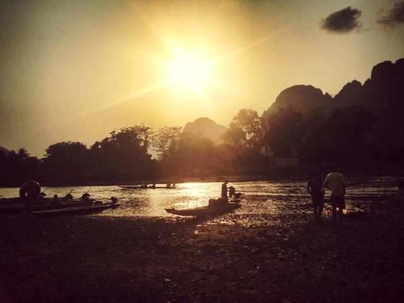 Vang Vieng , Laos