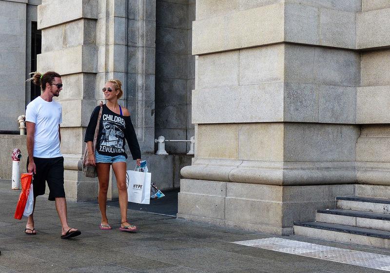 Iphonephotography IPS2016People Keep Walking Shopping Streetphotography