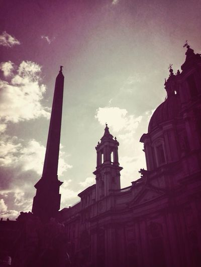 """""""Roma, città dai segreti inenarrabili, culla delle più grande speranza di un popolo."""" Stephen Littleword First Eyeem Photo"""