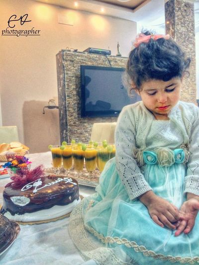 Kidsphotography Party Time! Oldpicture Ebeshti Waiting IPhoneography Taking Photos Birthday Cake Babygirl Enjoylife #goodtime Why should I marry? One marries to have children, but I already have children! My nieces and nephews are my children