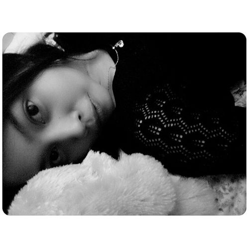 Born to be real, not to be perfect. ^_^ Blackandwhite Blackagain Sundayselfie