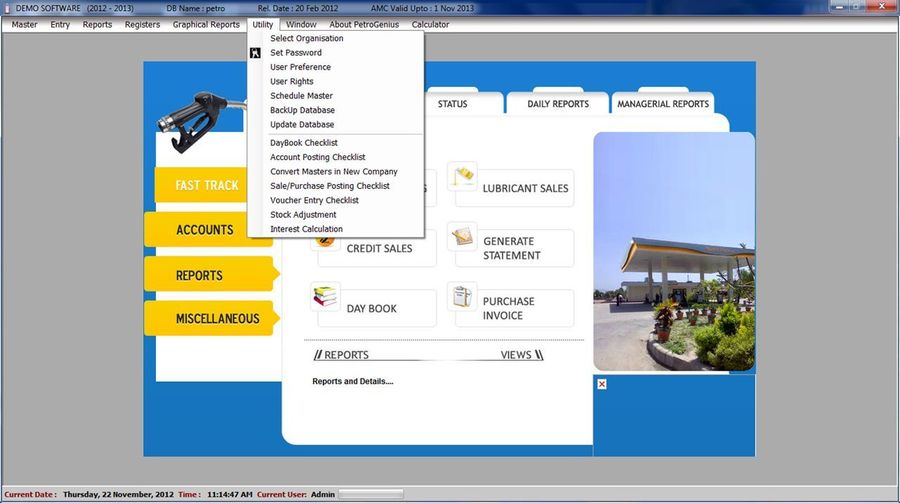 petrol bunk management system | EyeEm