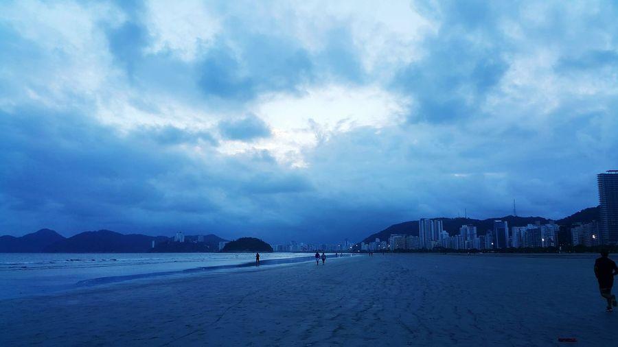 Santos Cloud -