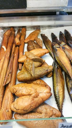 Bückling Cod Roe Eel Eels Fish Fish Market Fishes Forellen Kabeljau Kabeljaurogen Kipper Smoked Eeel Stuttgart Trout Trouts