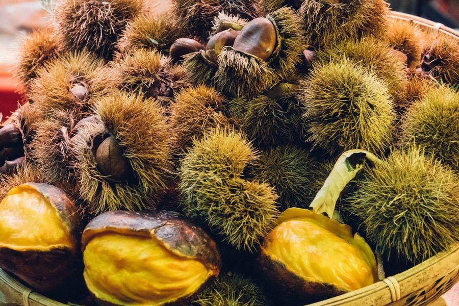 Japan Japan Photography Kyoto Sweet Chestnut Chestnut Market Japanese Market Food