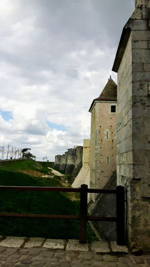 Provins - FranceTowers And Ramparts Fortress Fortress Wall Stone RoadRemembering Holiday Perspective Enjoying The View Eye4photography  EyeEm Gallery