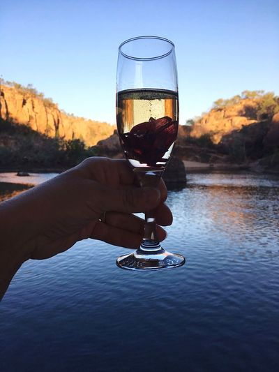 Cheers! Drink Drinking Lifestyles Leisure Activity Water Adult Human Hand Alcohol Family Dinner Nature Central Australia Life Events Sparkling Wine Dinnerdate Special Dinner Ship Cruise Tourismusziel Tourism Australia Australia Katherine Gorge Katherine Long Goodbye Visual Feast Sommergefühle Wine Not Investing In Quality Of Life The Week On EyeEm Breathing Space An Eye For Travel Love Yourself