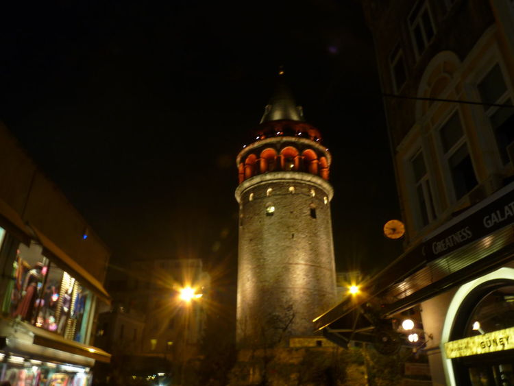 First Eyeem Photo Beyoglu-ıstanbul Taking Photos Tower Istanbul Turkey Galatatower Turkey