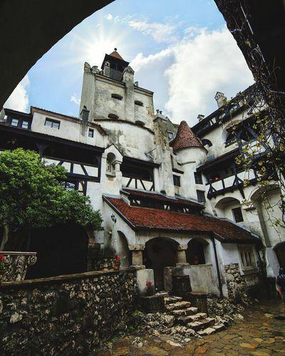 Dracula's castle Dracula