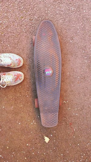 Skateboarding New Nickel Board! Enjoying Life Taking Photos