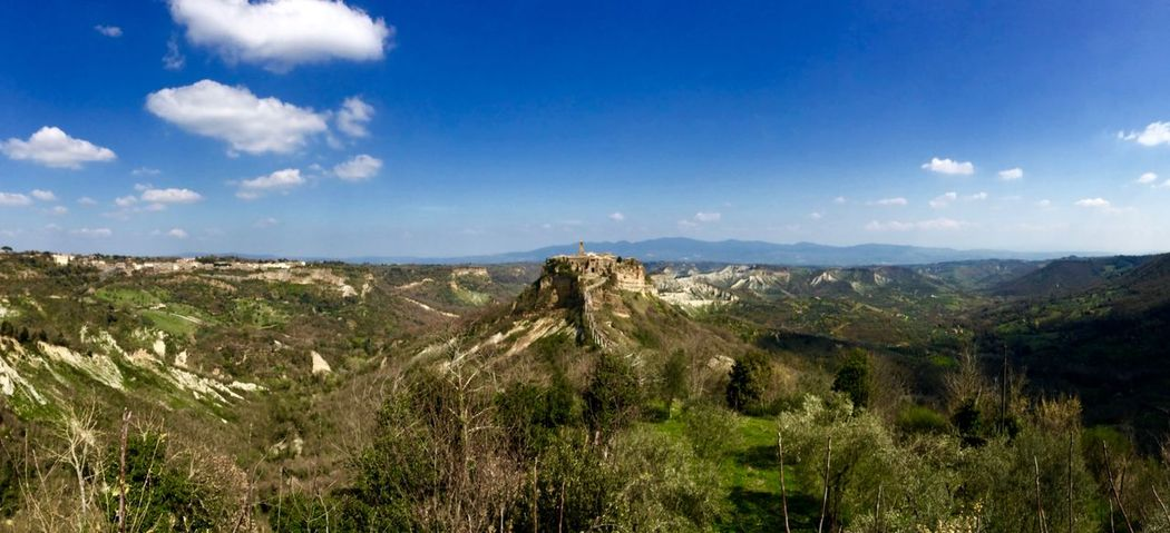 Beautiful Nature Beautiful World Civita Di Bagnoregio Destination EyeEm Italy IPhoneography Italianeography Italy Landscape Landscape Of Italy Landscapes With WhiteWall Lazio March Medieval Medieval Architecture Medieval City Panorama Protecting Where We Play Spring Has Arrived Springtime The Past Travel Walk This Way Walking Around The KIOMI Collection