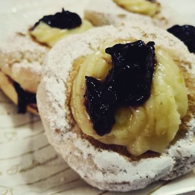 Instabest Instacool Cream Sweet delicious zeppole follow4follow bestshot