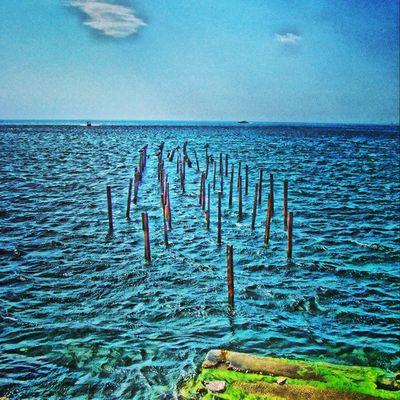 анапа2014 Сукко лето отдых море hdr heat sukko summer sky anapa sea