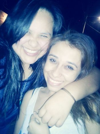Best Friends.? No.! Sisters <3 Enjoy Life Always Smiling :) Love love you baby:*