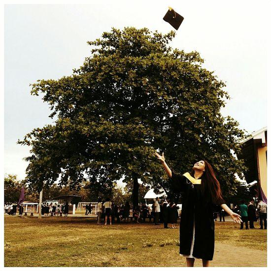 Bibbidi Bobbidi Done! OpenEdit Blessed  Graduated Learning Studying Graduation Day