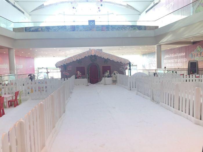 Architecture DFCM Dubai Festival City (dfc) فستفال سيتي Indoors  No People Snow