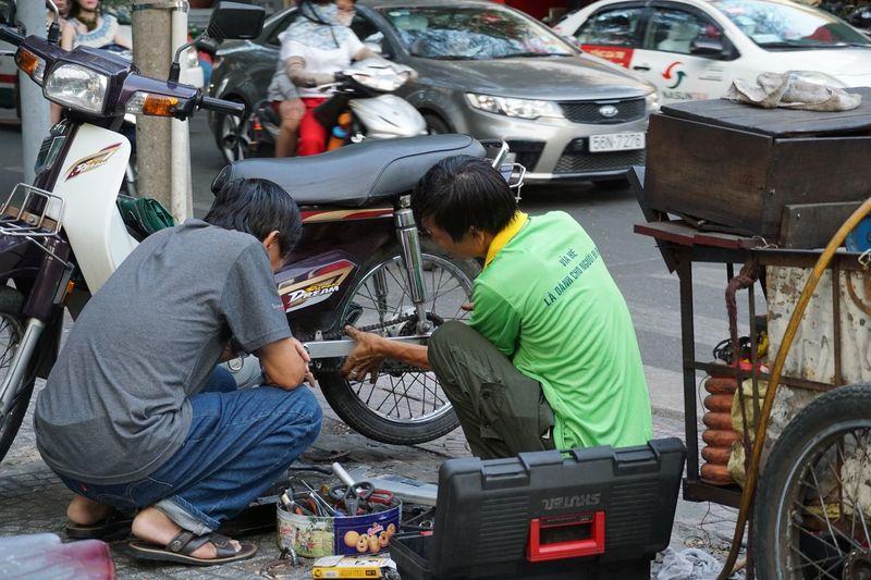 Saigon Bike