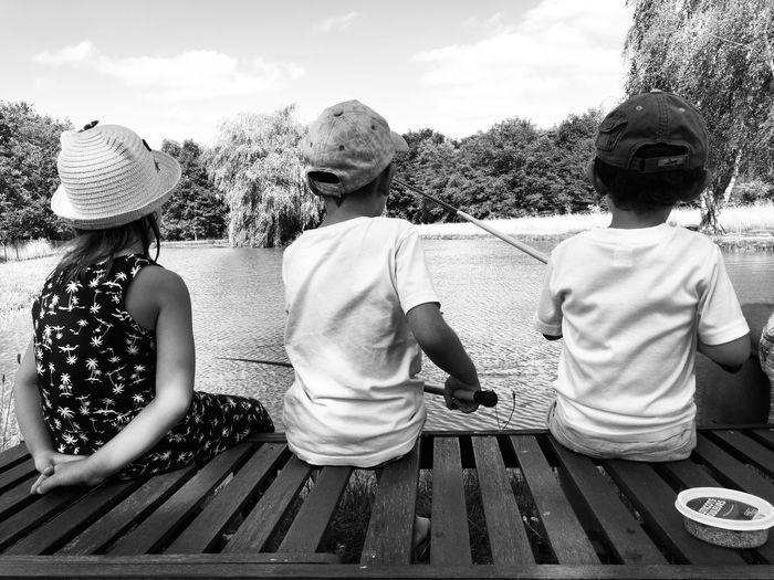 Nous léguons à nos enfants 2 choses : des racines et des ailes. First Eyeem Photo