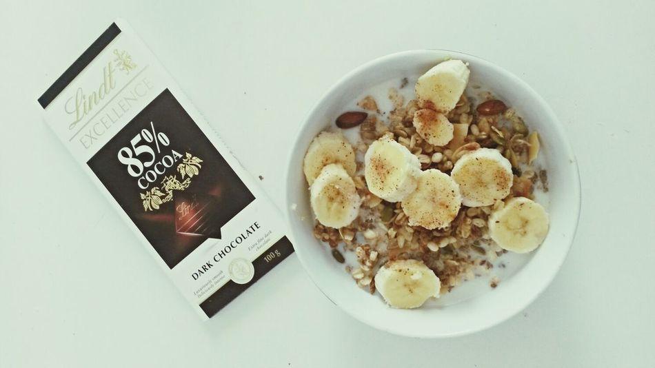 Breakfast Healthy Food Fit Life  Chocolate