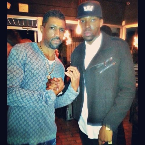 S/o to comedian @DeonCole for supporting my performances All weekend. Trill dude. From Htown to✈ ChiTown ! Look out @pianokid12!