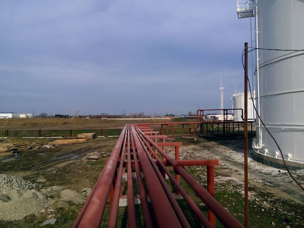 Fuel Gas Industry Pump Day Equipment Fuel And Power Generation Industry Landscape Nature No People Oil Oil Pump Outdoors Petrochemical Plant Railroad Track Refinery Reservoir Reservuar Rosneft Sky Tank Transportation