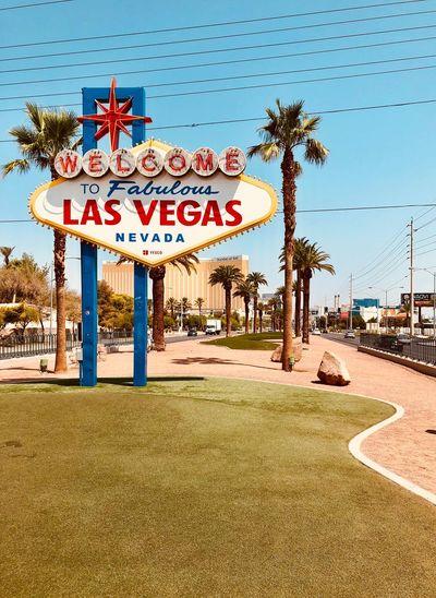 Vegas  Lasvegas Plant Tree Nature Text Sky Western Script Architecture