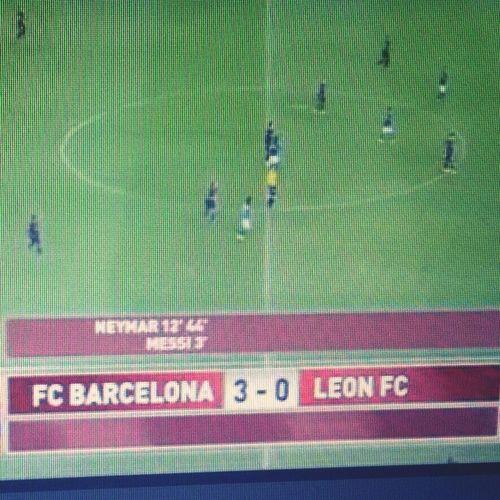 Neymar  Goal Match FC Barcelona #pieknie
