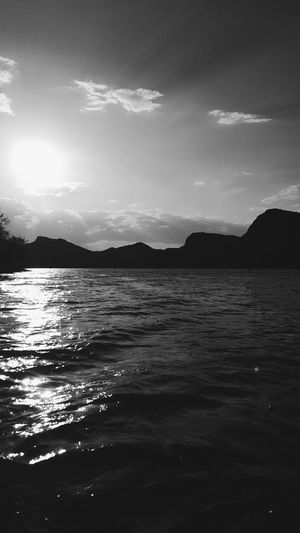 The Great Outdoors - 2015 EyeEm Awards Black And White Nikonphotography
