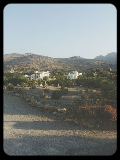 Lindos Bay Greece Rodos