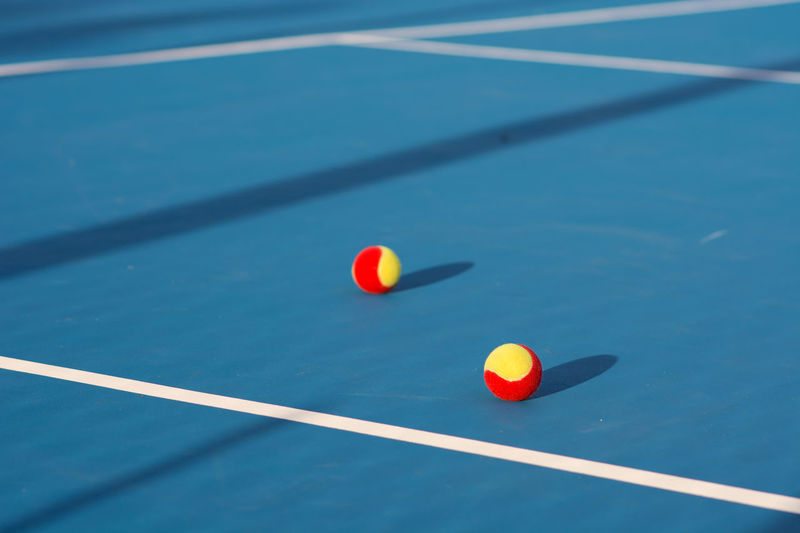 Tennis court Tennis Ball Ball Close-up Day No People Outdoors Sport Tennis Court