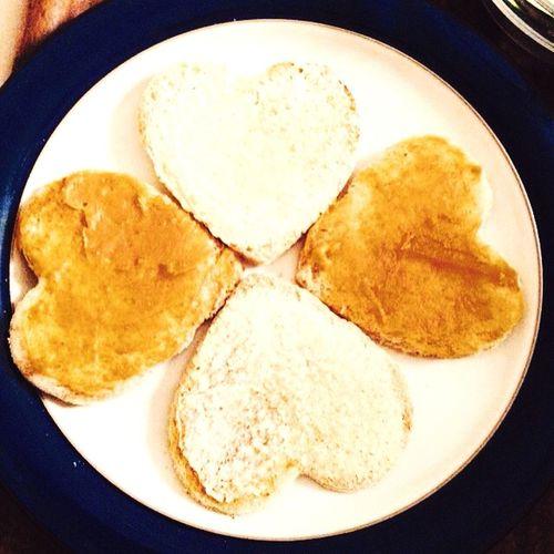 Toasted Hearts ❤️❤️❤️❤️❤️❤️❤️