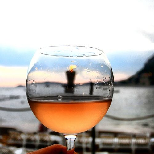 Rosé for the pain Sunset Lareserve Capdail Wine