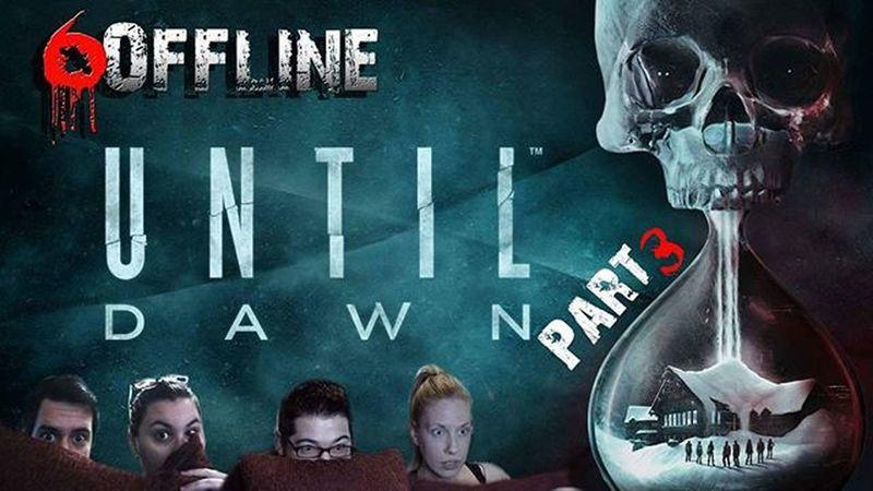 Untildawn PS4 Sixoffline Horror Game Youtube 😀