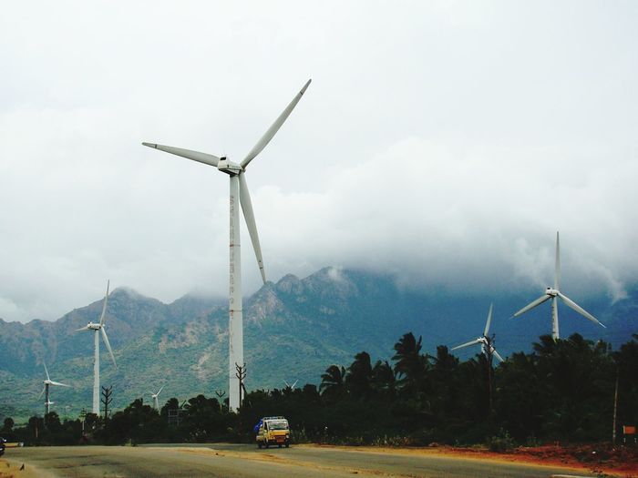Windmills Wind Power Wind Turbine Environmental Conservation Alternative Energy Social Issues Environment Wind Renewable Energy Fuel And Power Generation Electricity  Business Finance And Industry Field Turbine No People Outdoors Rural Scene Technology Day EyeEmNewHere