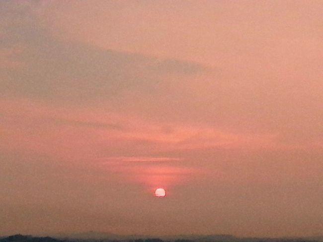 Sunset 170414 Sunset Sun! Sky Cloud And Sky