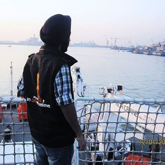 Mumbai 💓 I miss this place Mumbai Bombay Maharashtra Navy Coastguard Dockyard Sail Love Sailing Indian