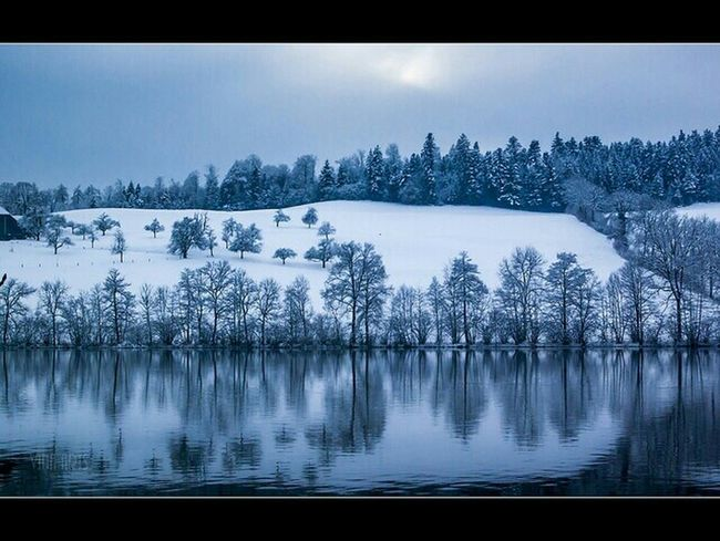 Soppensee Landscapes Photoart Taking Photos